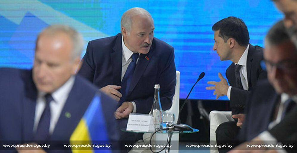 Зеленский рассказал, как его «кинул» Лукашенко