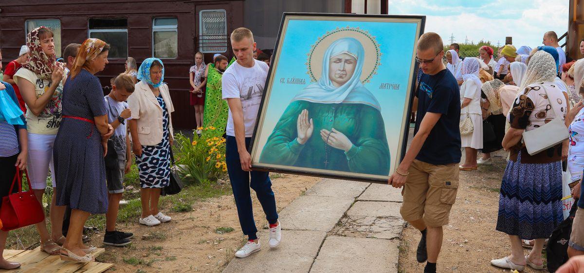 Мощи Матроны Московской привезут в Барановичи