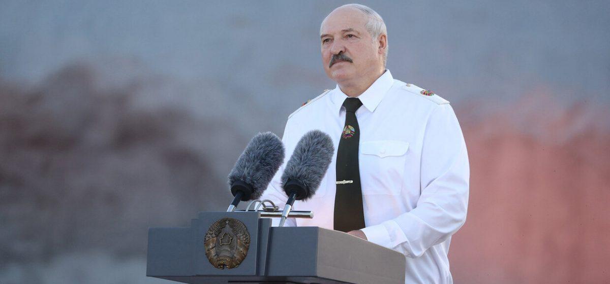 Лукашенко о санкциях: Вот уж действительно история так ничему их и не научила