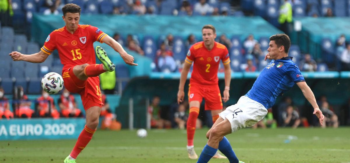 Невероятный рекорд сборной Италии и другие итоги игрового дня Евро-2020