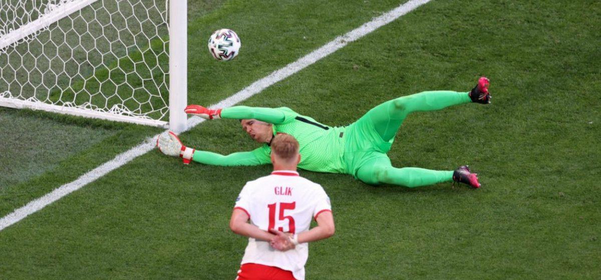 Забитый гол с центра поля, автогол от голкипера и неожиданная победа Словакии. Итоги игрового дня Евро-2020