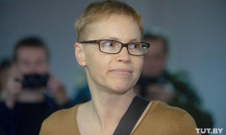 Главный редактор TUT.BY Марина Золотова дала первое интервью из СИЗО