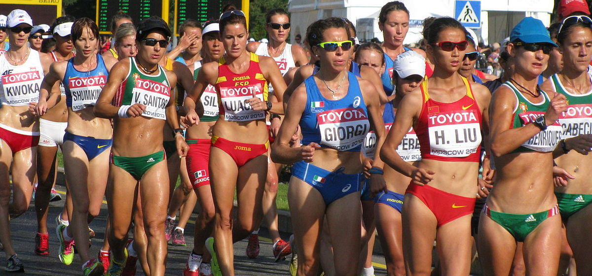 Беларусь лишили чемпионата мира по спортивной ходьбе
