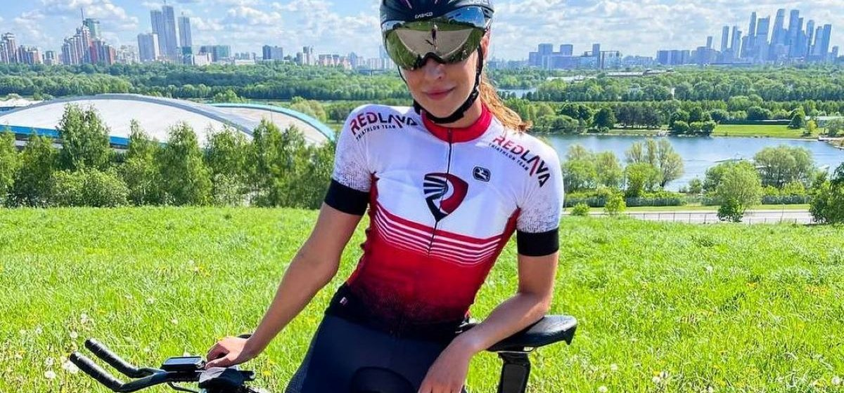 Белорусскую спортсменку во время тренировки на велосипеде сбила машина в Москве (фото 18+)