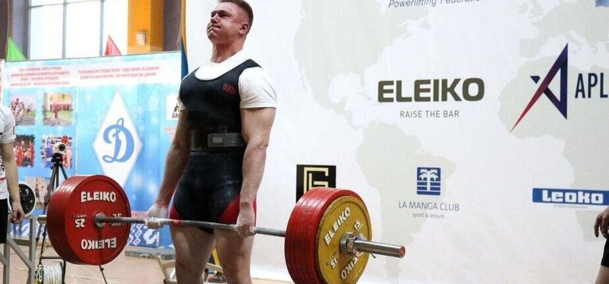 Чемпионат мира по классическому пауэрлифтингу перенесли из Беларуси в Швецию