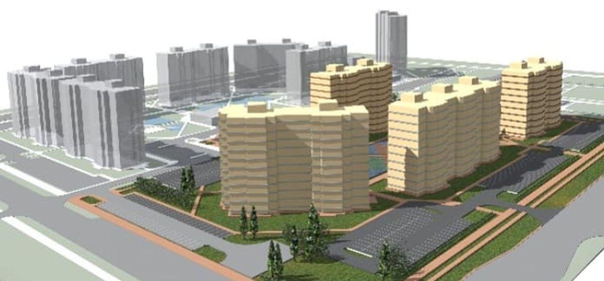 В план застройки Северного-2 в Барановичах хотят внести изменения. Что будет с Дворцом водных видов спорта?