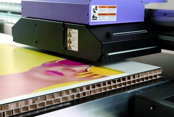 Что такое УФ печать и для чего ее выполняют