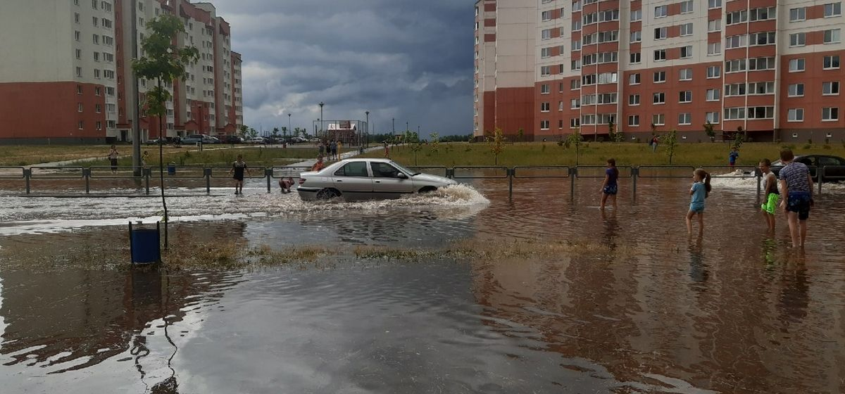 Снова затопит? Прогноз погоды на 29 июня – 1 июля в Барановичах