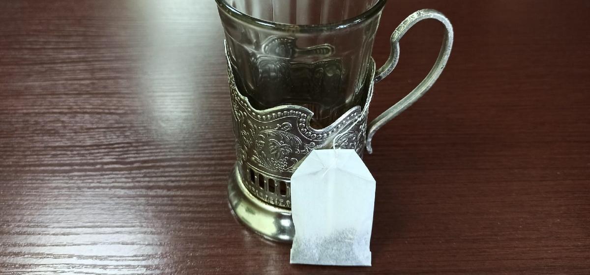 Медик: пакетированный чай опасен для здоровья. Читайте почему
