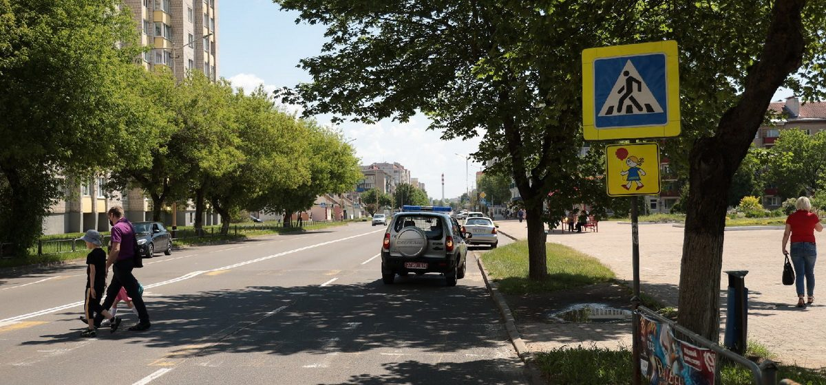 В каком состоянии находится девочка, которую сбил авто на переходе в Барановичах