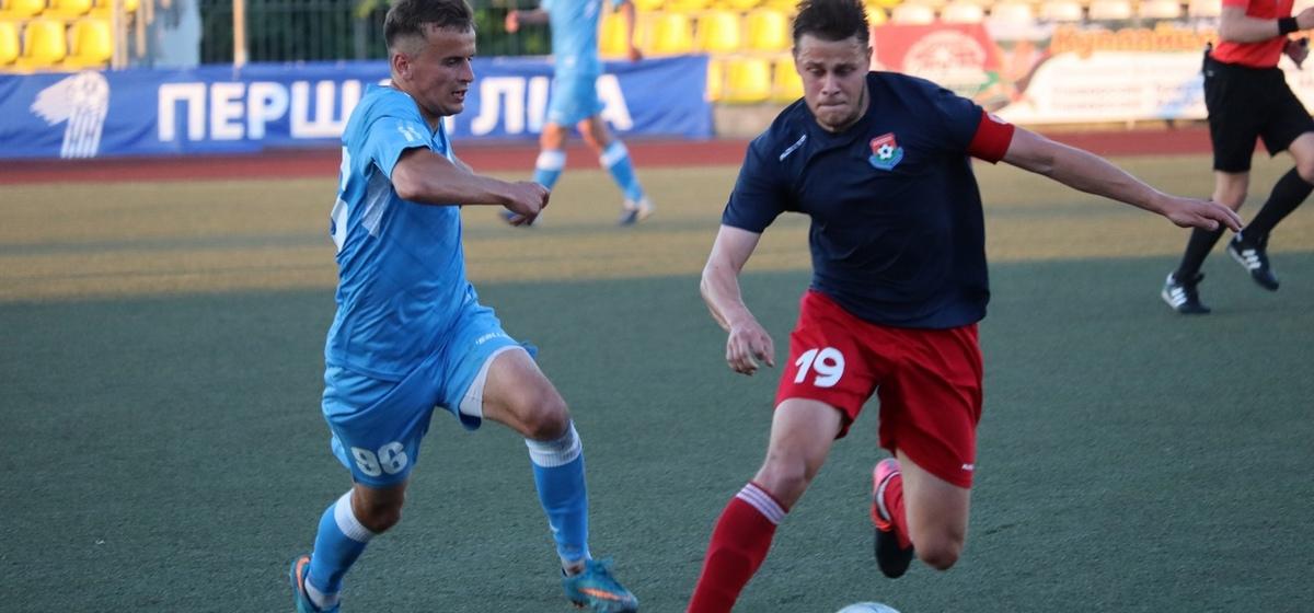ФК «Барановичи» сыграл с пинской «Волной». С каким счетом закончилась встреча?