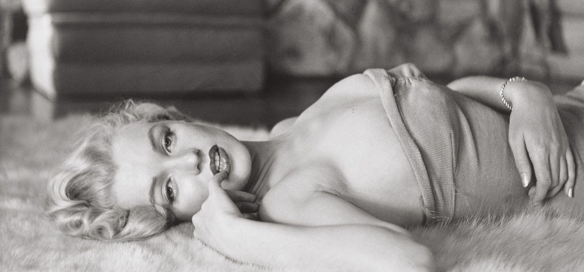 Тест. Секс-символ 50-х. Что вы знаете о Мэрилин Монро?