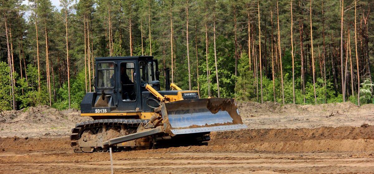 Как продвигается строительство нового городского кладбища для Барановичей