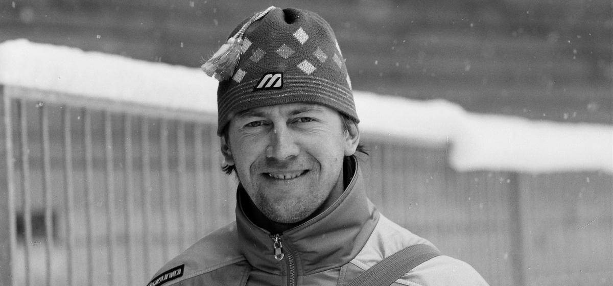 Умер знаменитый белорусский конькобежец, шестикратный чемпион мира Игорь Железовский