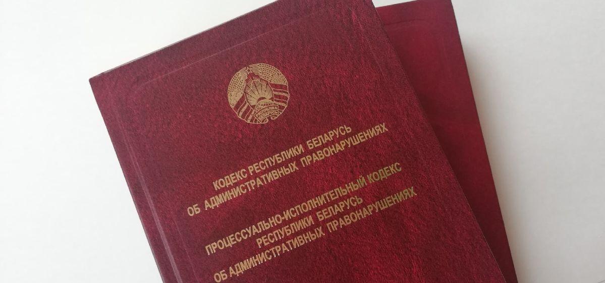 9 самых неожиданных вещей, за которые в Беларуси давали штрафы и сутки