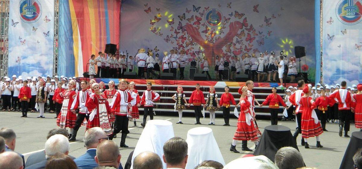 В фестивале «Славянское единство» с Беларусью и Россией вместо Украины будет участвовать «ДНР»
