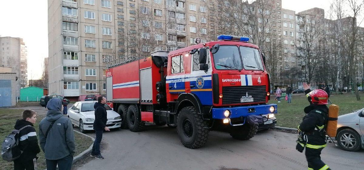 Чтобы отвезти пациента в больницу в Барановичах, пришлось вызывать МЧС