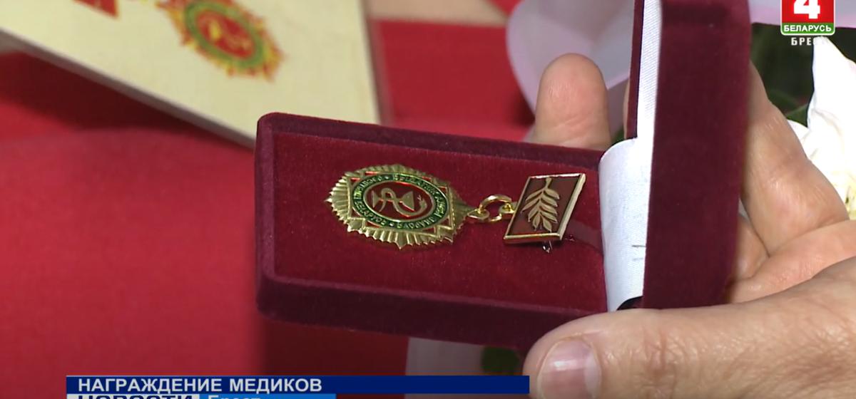 Медицинский работник из Барановичей стала лауреатом конкурса «Врач года Республики Беларусь 2020»