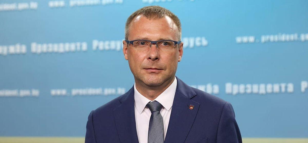 Новый председатель Барановичского райисполкома создал Телеграм-канал, в котором рассказывает о новостях региона