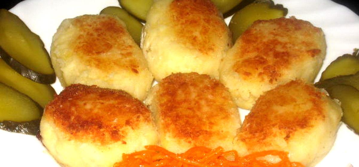 Вкусно и просто. Котлеты картофельные