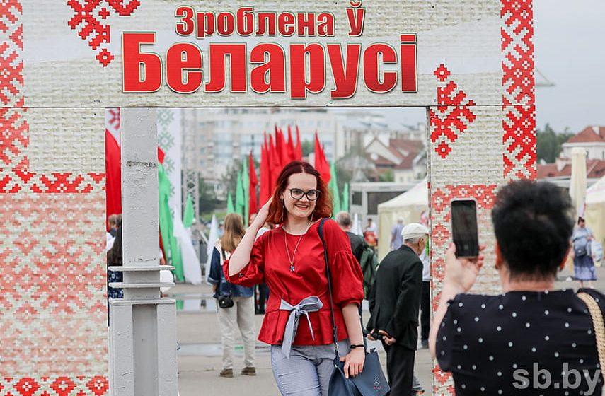 Праздничная торговля развернется 3 июля в центре Барановичей