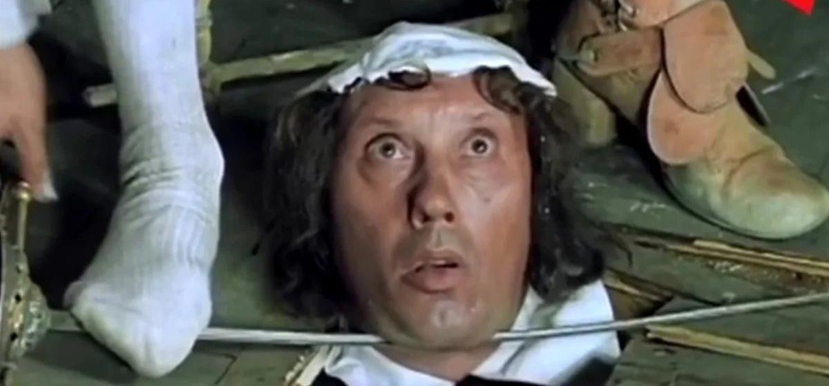ТОП-7 забавных ляпов из советских фильмов, большинство которых никто не заметил