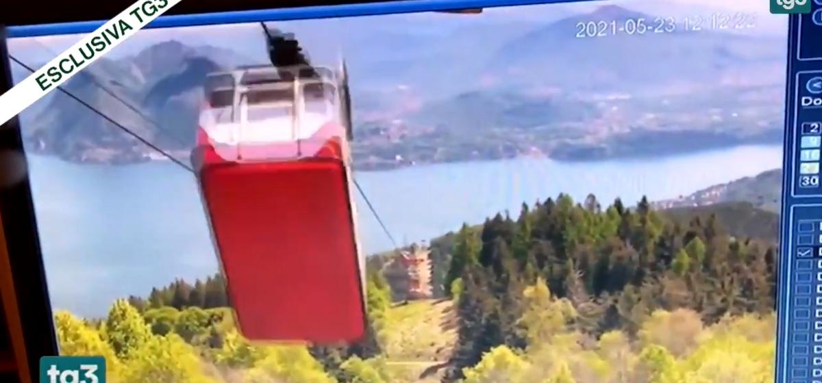 Видео смертельного крушения фуникулера в Италии выложили в сеть. Погибли 14 человек, в том числе дети