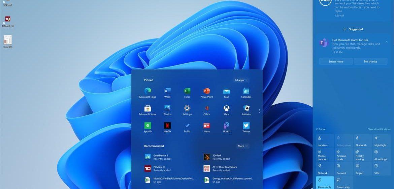 Microsoft показала новую операционную систему — Windows 11. Вот что в ней нового