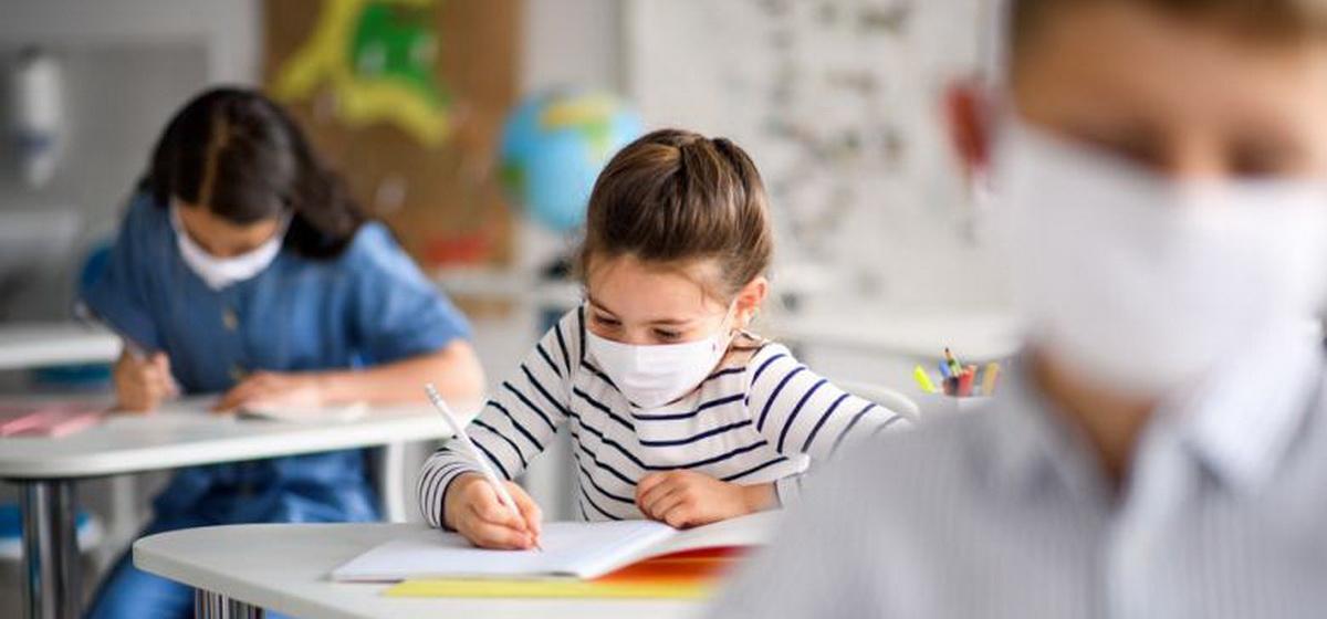 Институт Коха: тесты имаски внемецких школах останутся до весны 2022года*
