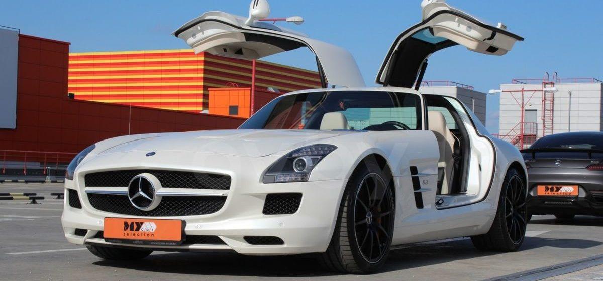 Красиво ездить не запретишь. Как выглядят самые дорогие подержанные авто, которые продаются в Барановичах и в Беларуси