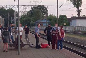 Подробности убийства в электричке Минск-Барановичи рассказали в СК