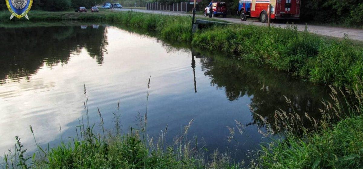 Девятилетняя девочка утонула в Воложинском районе
