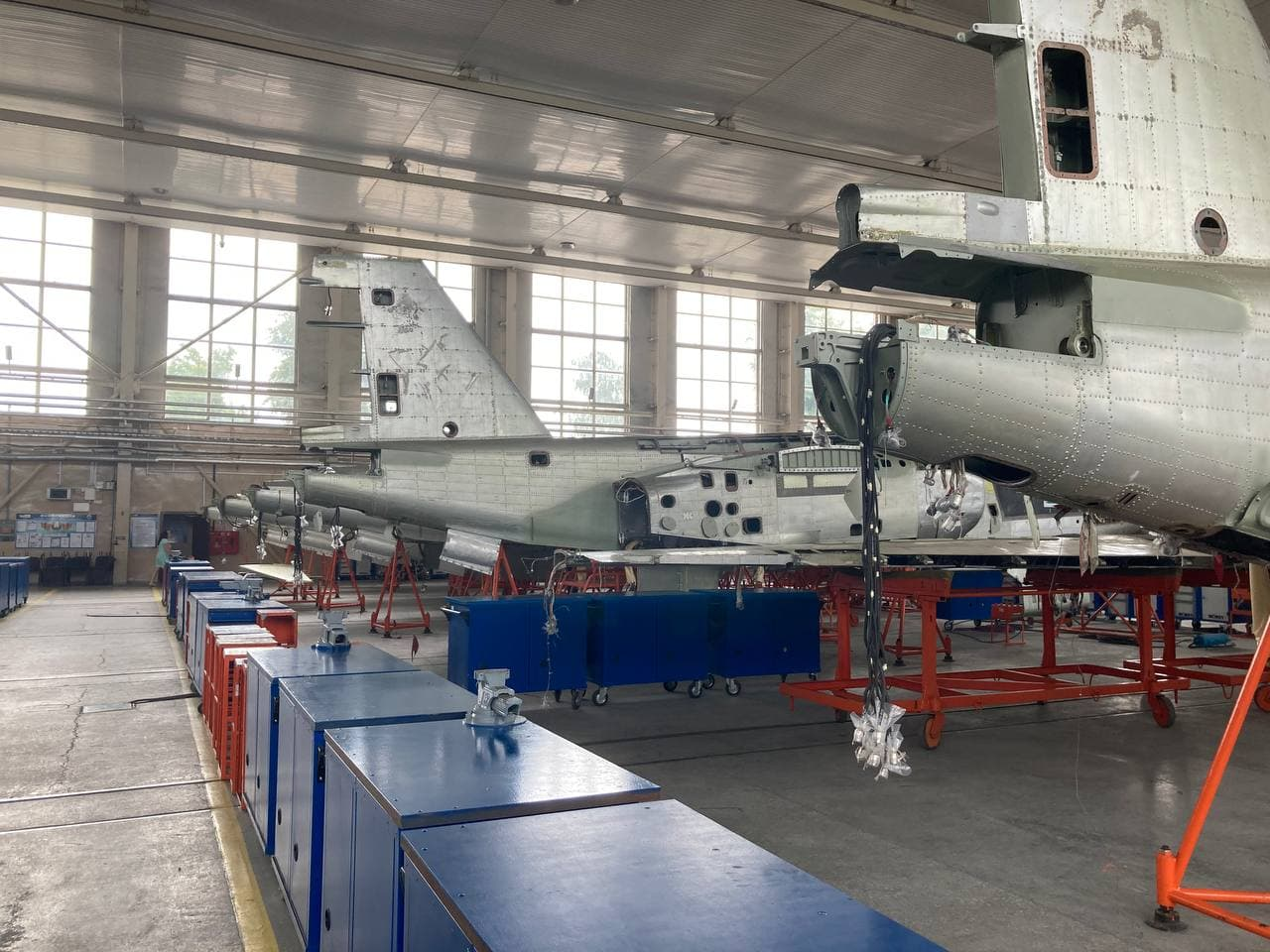 558 Авиационный ремонтный завод авиазавод Барановичи