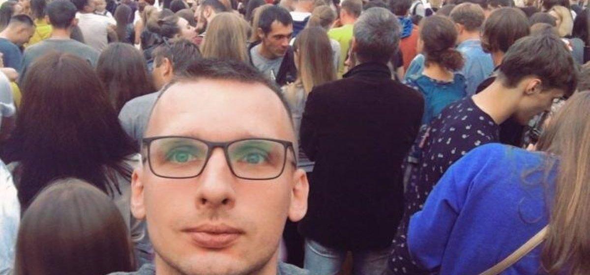 В МВД прокомментировали исчезновение экс-прокурора, требовавшего расследования избиений протестующих