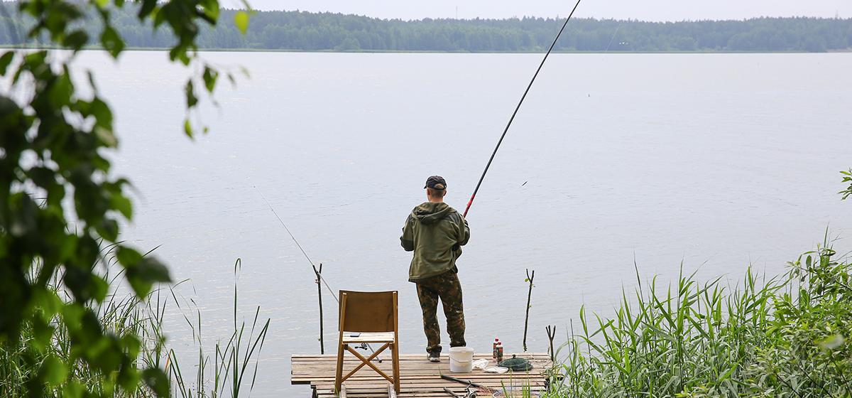 Ищете клевое место для рыбалки и отдыха? Тогда вам — в Миничи!*