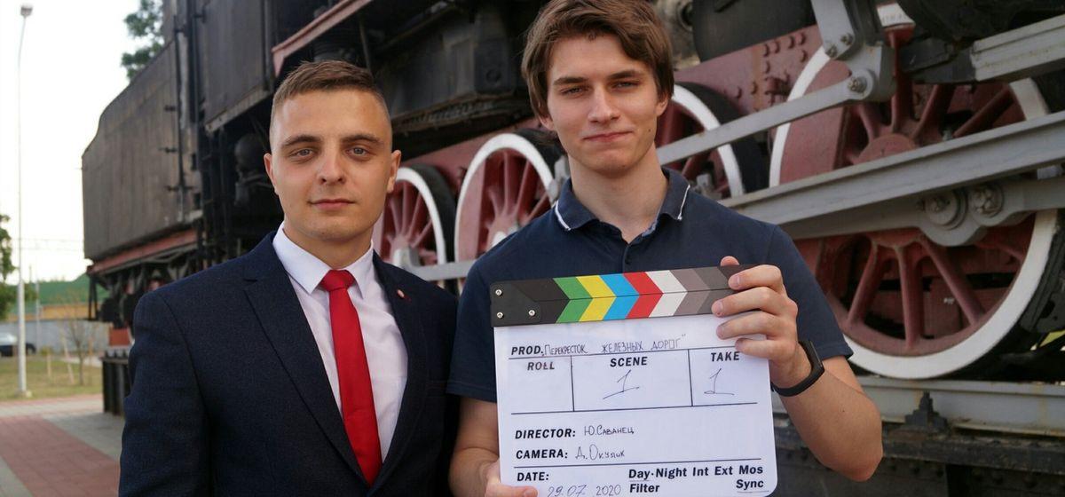 Фильм об истории города снял студент из Барановичей. Зацените трейлер