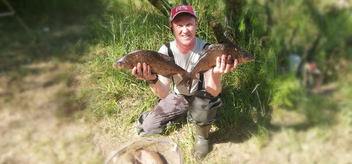 Рыба моя. Что выловили барановичские рыбаки за выходные 12 и 13 июня