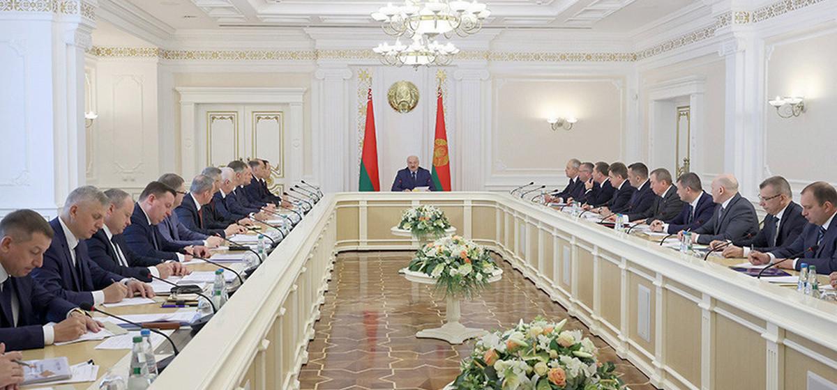 Лукашенко поручил ограничить транзит товаров из Германии через Беларусь в РФ и Китай