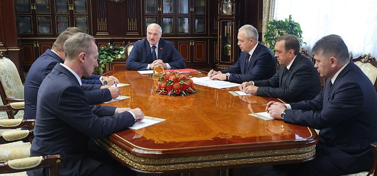 Что Лукашенко прежде всего поручил сделать новому ректору БарГУ