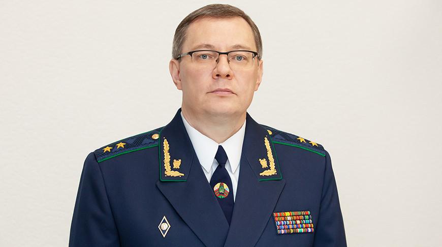 Генеральный прокурор назвал нацизм платформой, на основе которой в Беларуси пытались устроить цветную революцию