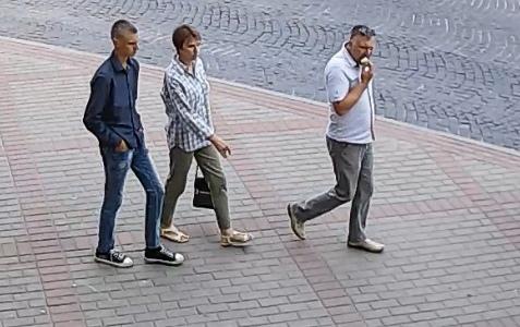 Барановичская милиция разыскивает мужчину, подозреваемого в краже кошелька