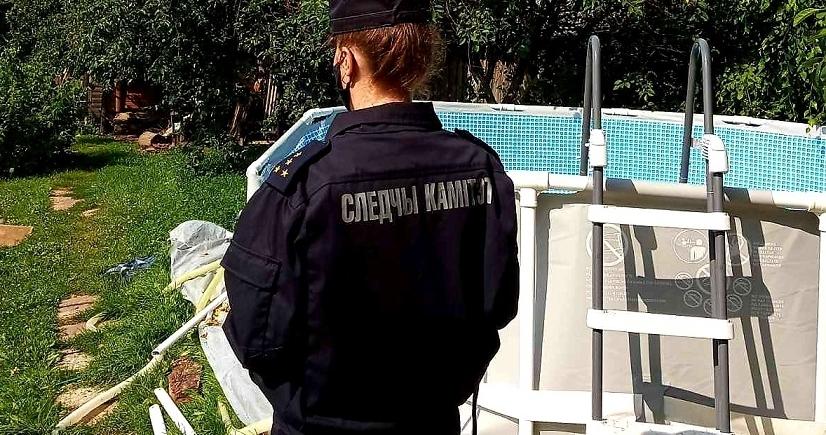 Мужчина решил почистить бассейн и погиб в Смолевичском районе