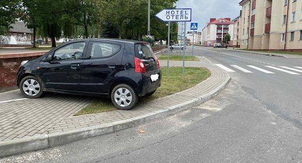 Сколько ДТП за выходные совершили пьяные водители в Ляховичском районе