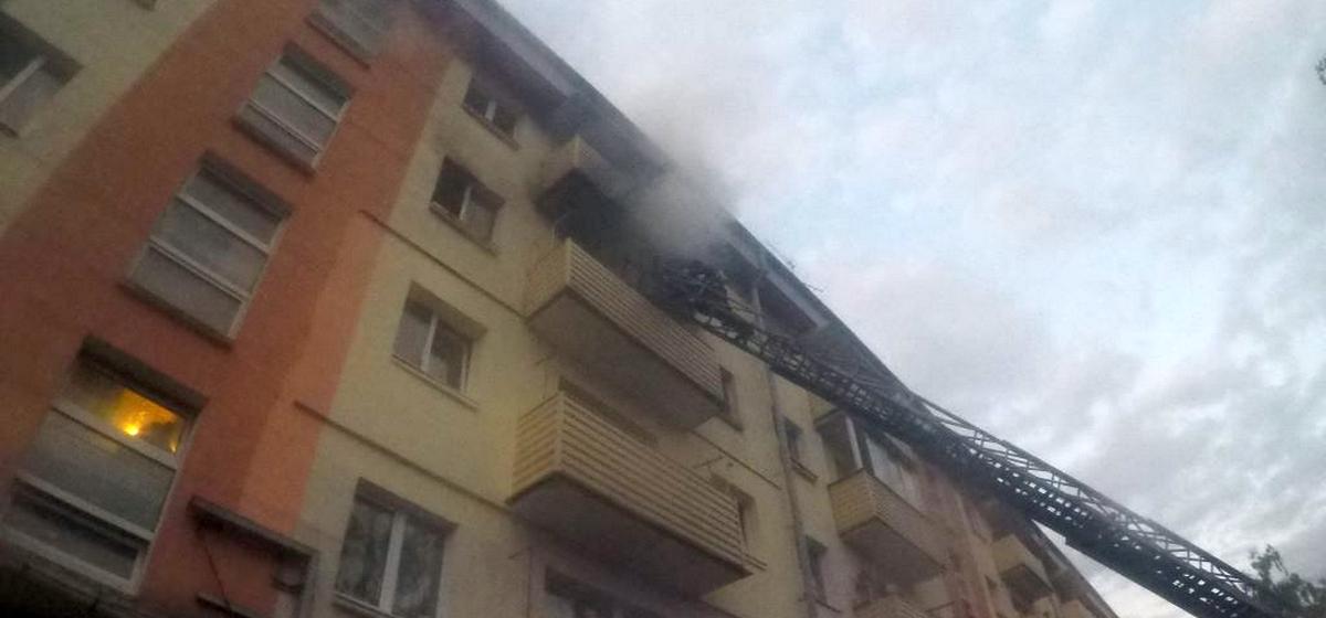 Барановичи установили антирекорд Брестской области по пожарам и их жертвам