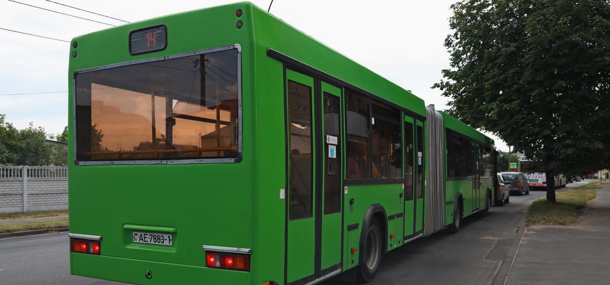Барановичский автопарк изменит расписание некоторых городских автобусов