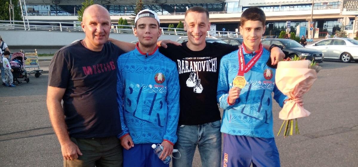 Сколько наград сумели завоевать представители барановичской школы бокса на чемпионате Европы среди юниоров