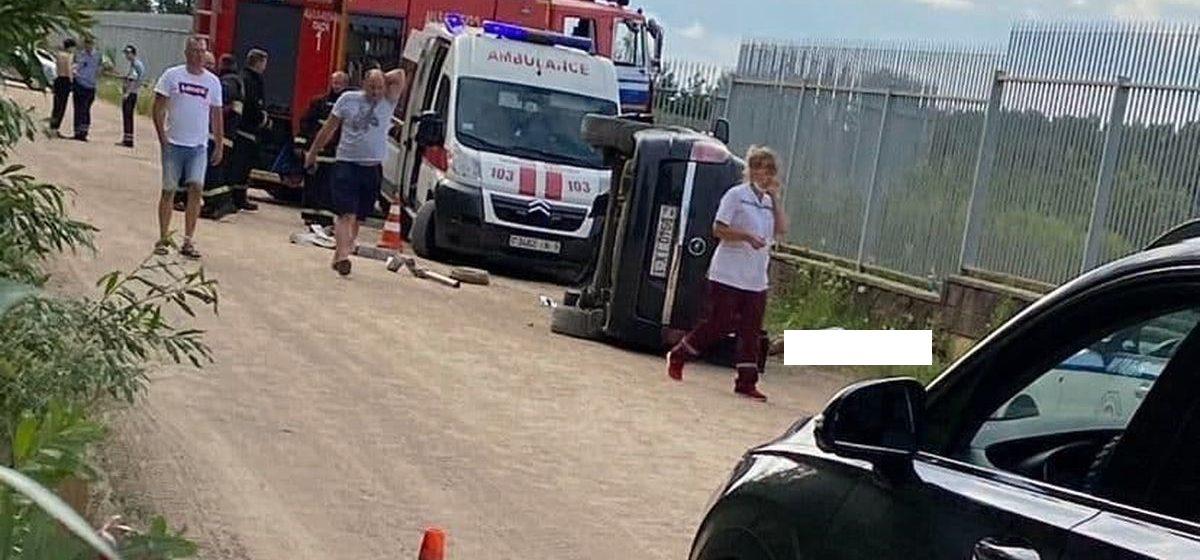 Милиция разыскивает очевидцев аварии в Барановичах, в которой погиб 17-летний подросток