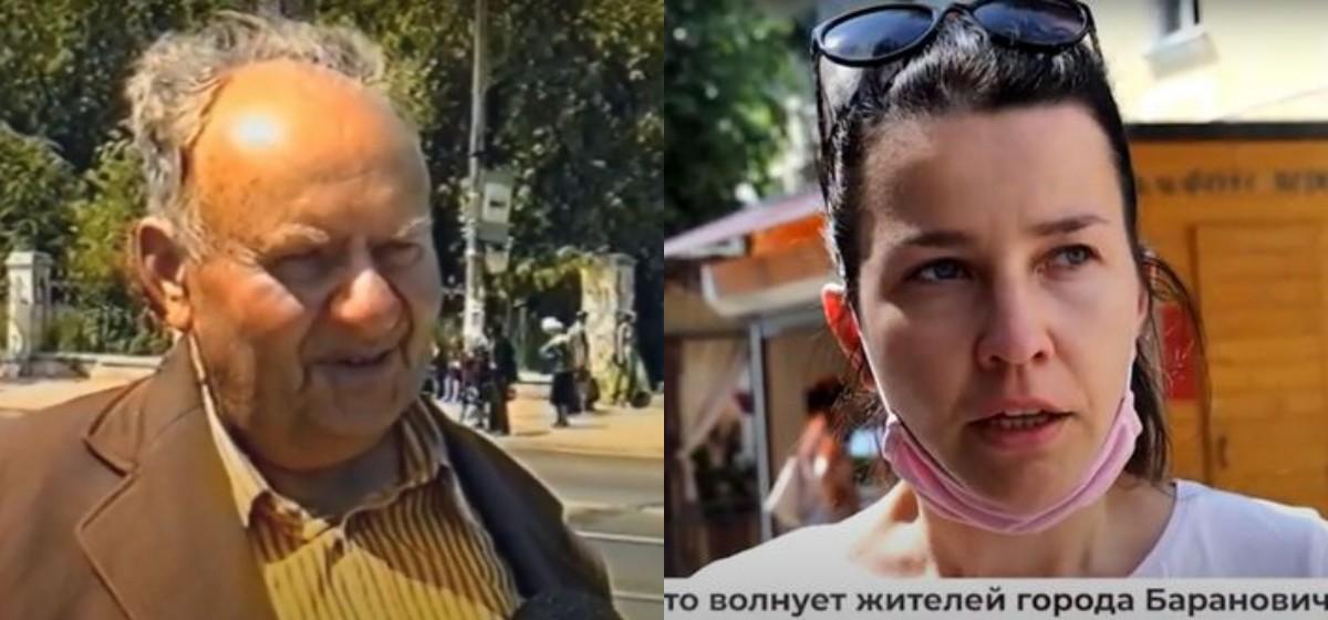 Что волновало жителей Барановичей накануне первых президентских выборов и что их волнует сейчас