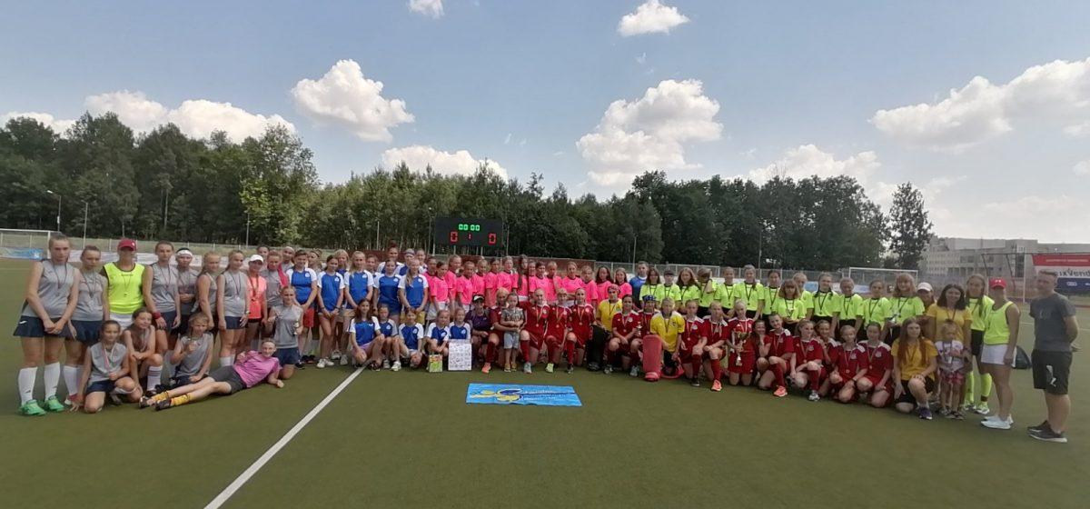 С какими результатами завершился международный турнир по хоккею на траве «Кубок «Содружество» в Барановичах