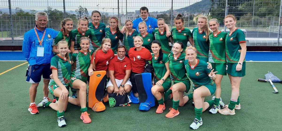 «Мы сделали все, что могли». Сборная Беларуси по хоккею на траве стала пятой на чемпионате Европы